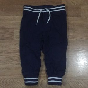 Baby Gap Boy's Lined Joggers